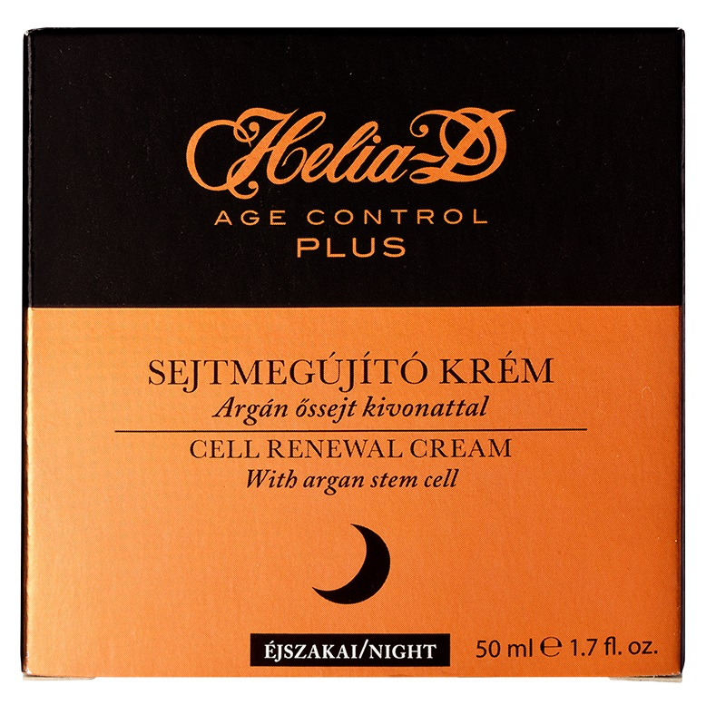 Helia-D Age Control PLUS Cell Renewing NIGHT Cream