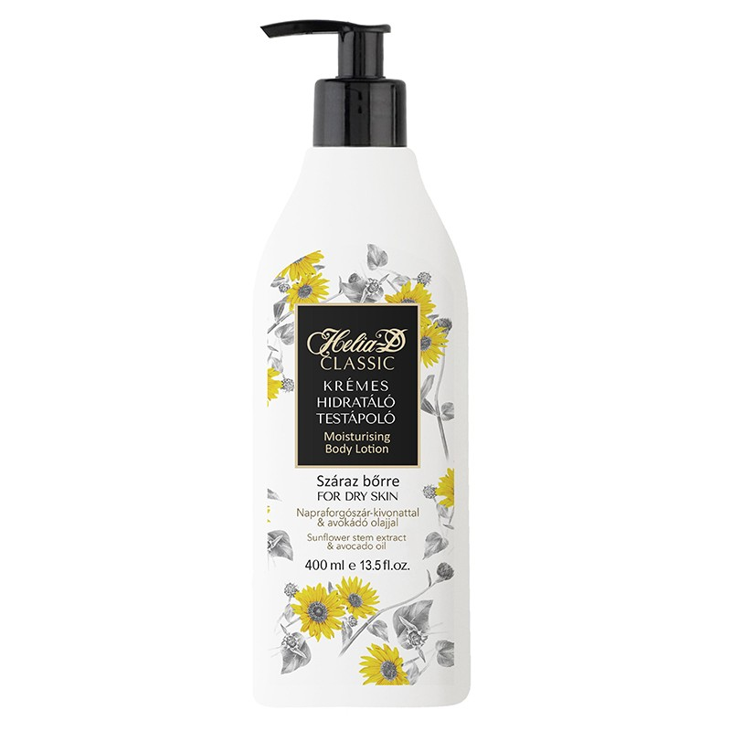Helia-D Moisturizing Body Lotion 400ml