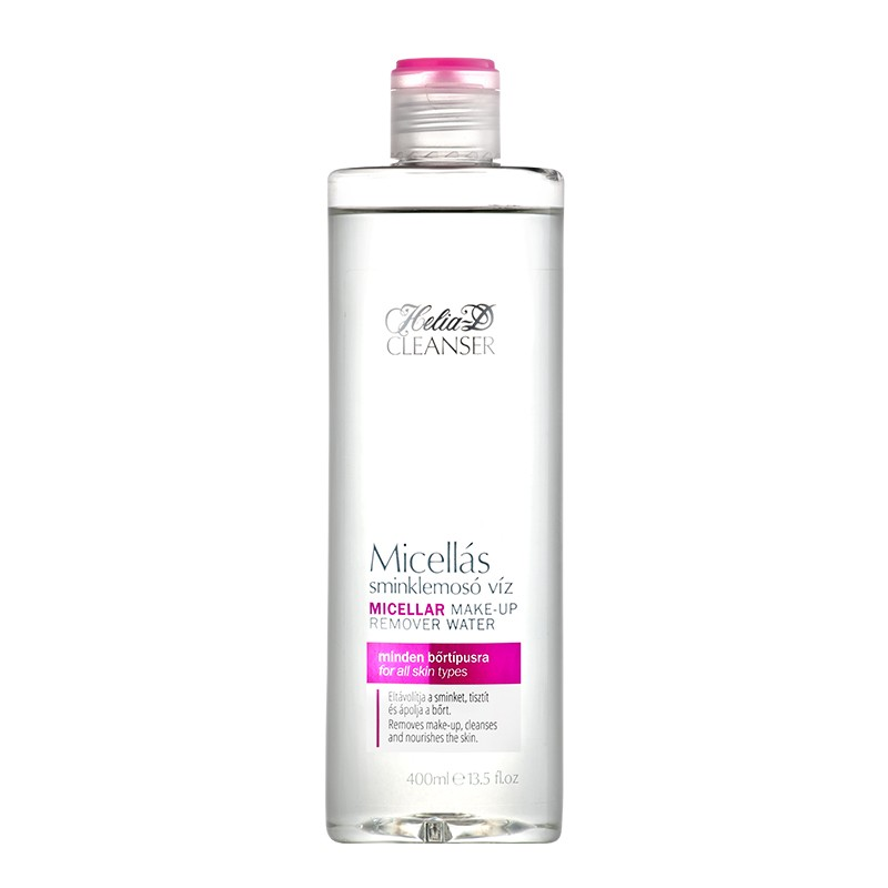 Helia-D Micellar Make-Up Removal Water 400ml
