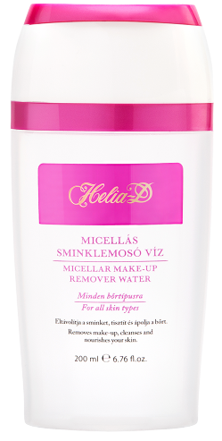 Helia-D Age Control Micellar make-up Removal Water