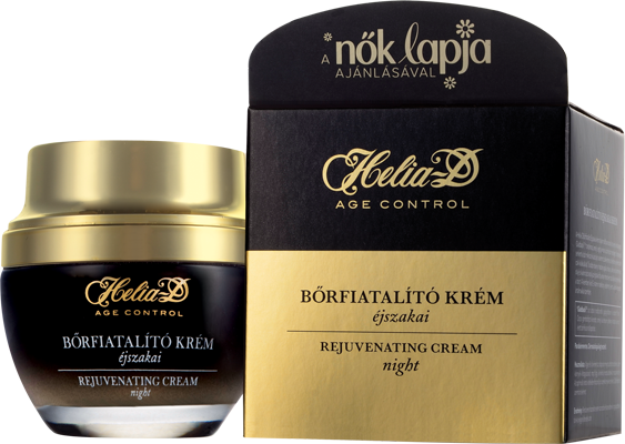 Helia-D AGE CONTROL Rejuvinating Night Cream