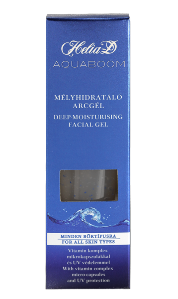 Helia-D AquaBoom Deep-Moisturizing Facial Gel