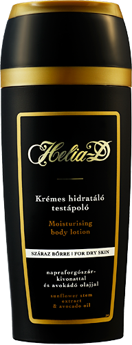 Helia-D Moisturizing Body Lotion 250ml