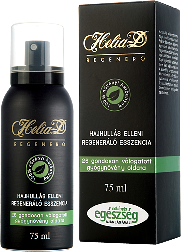 Helia-D Anti Hair Loss Serum