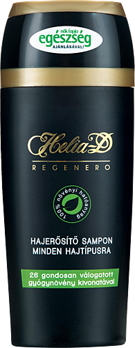 Helia-D Regenero Strengthening Shampoo for all hair types
